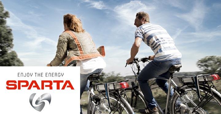 Sparta Elektrische fietsen Verhoevenwheels