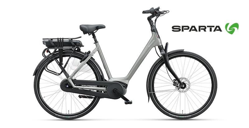 Sparta M8b 2021 Titan grey